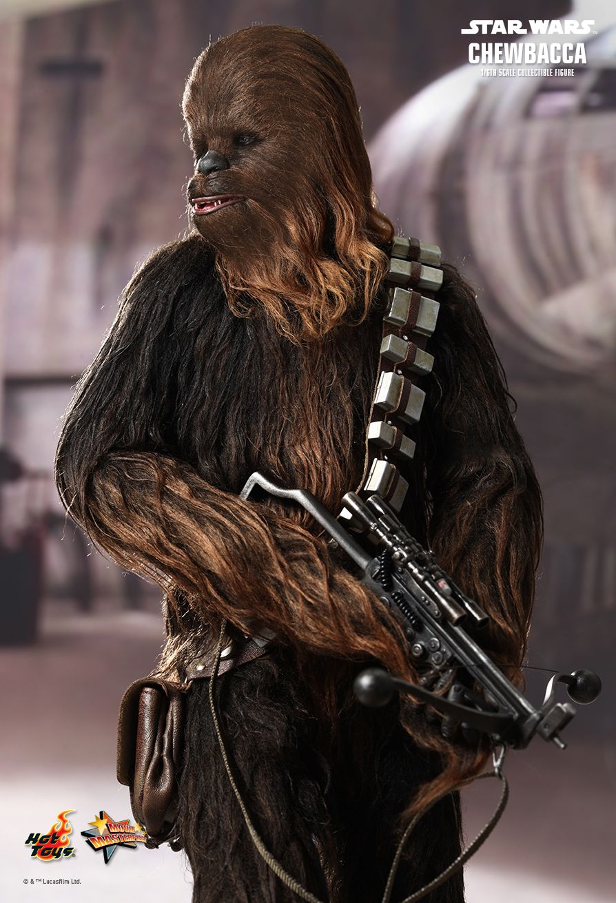 A New American Girl Doll Debuts: Star Wars: Episode IV A New Hope Chewbacca