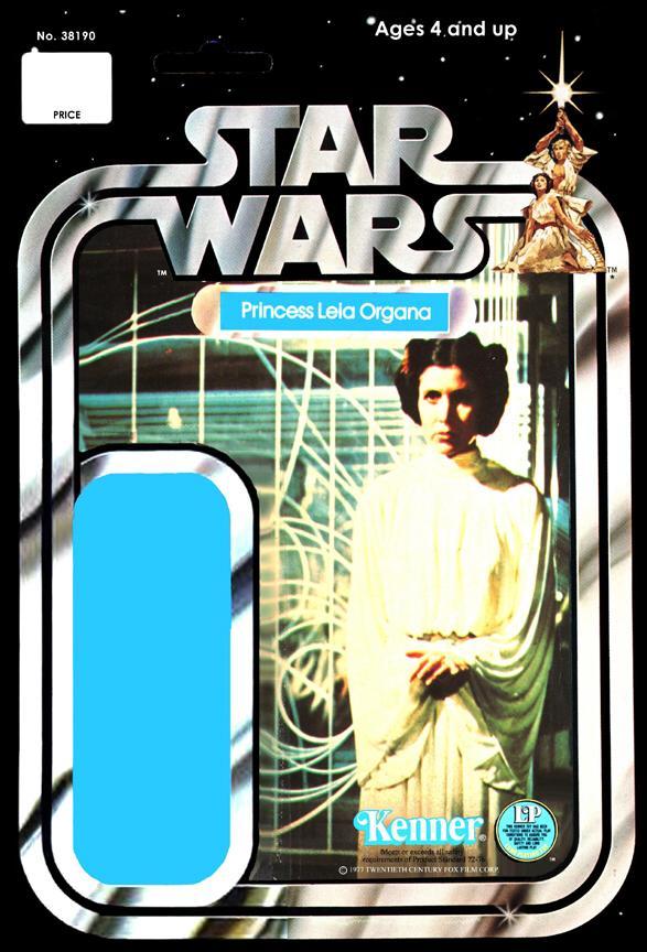 Star Wars Card Backs
