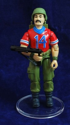 G.I. JOE ProTech Action Figure Stands