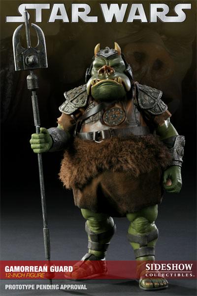 Gamorrean guard sideshow - Star wars gamorrean guard ...