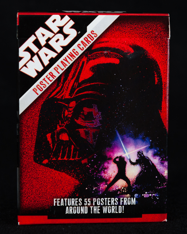 Star Wars Film Poster Cards