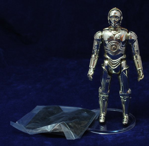 C3P0 - removable Limbs