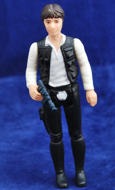 Han Solo Small Head